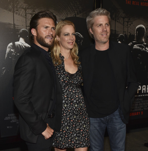 Premiere of Warner Bros. Pictures' 'The 15:17 to Paris' - Red Carpet