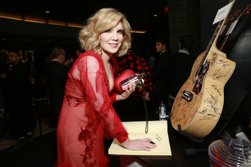 Alison Krauss 60th Annual GRAMMY Awards - GRAMMY Charities Signings - Day 4