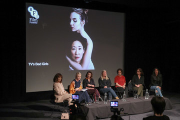 Alison Newman TV's Bad Girls - BFI Southbank Panel Discussion
