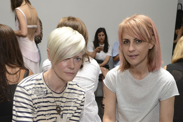 Alison Veness Dion Lee - Front Row - Mercedes-Benz Fashion Week Spring 2015