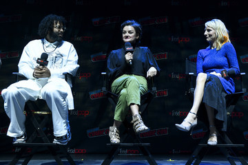Alison Wright Daveed Diggs New York Comic Con 2019 - Day 3