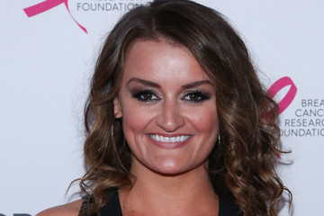 Alison Wright 2016 Breast Cancer Research Foundation Hot Pink Party