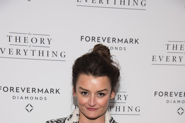 """Alison Wright """"Theory Of Everything """" New York Screening"""