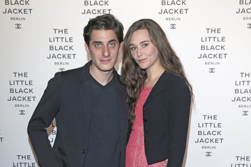 Alissa Jung CHANEL The Little Black Jacket - Exhibition Opening
