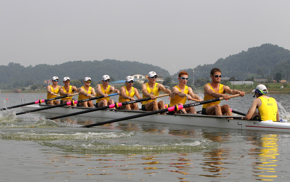 World Rowing Championships: Day 3