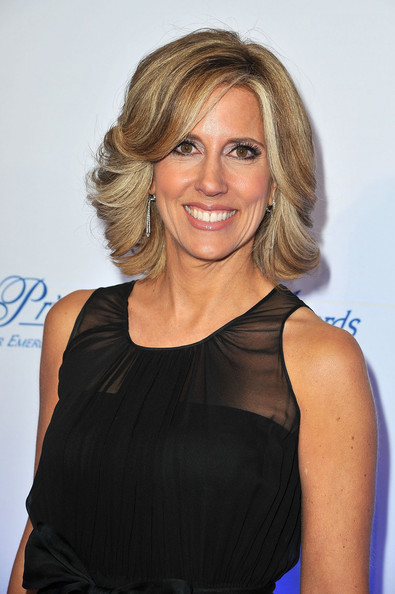 TV personality Alisyn Camerota attends MONTBLANC Launches Collection