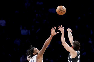 Allen Crabbe Los Angeles Clippers v Brooklyn Nets