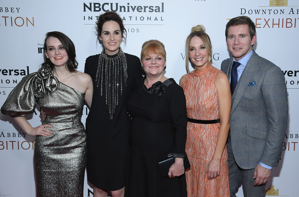 'Downton Abbey: The Exhibition' Gala Reception