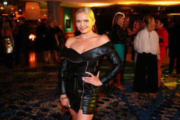 Alli Simpson W Brisbane Premiere Party