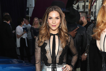 Allison Holker The World Premiere of Marvel Studios' 'Guardians of the Galaxy Vol. 2'