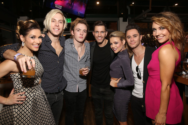 allison holker and riker lynch photos photos the cast of dancing