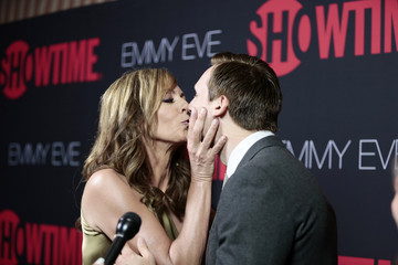 Allison Janney Arrivals at the Showtime Emmy Eve Soiree