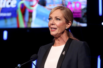 Allison Janney Human Rights Watch Voices For Justice Annual Dinner