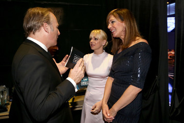 Allison Janney Anna Faris 5th Annual Critics' Choice Television Awards - Backstage And Audience