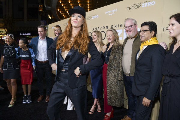 Premiere Of Amazon Studios' 'Troop Zero'