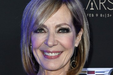 Allison Janney Cadillac Celebrates The 92nd Annual Academy Awards - Arrivals