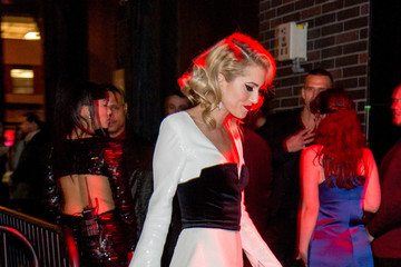 Allison Williams 'Rei Kawakubo/Comme des Garcons: Art of the In-Between' Costume Institute Gala - After Parties