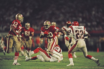 Jerry Rice Allsport USA Edit And Rescans DI