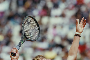 Steffi Graf Allsport USA Edit And Rescans DI