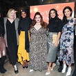 Michelle Lee and Halima Aden Photos