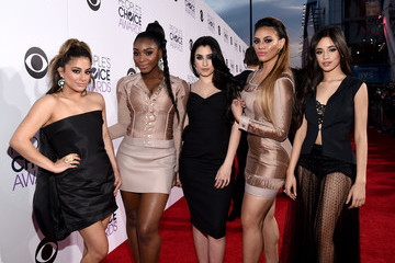 Ally Brooke Camila Cabello Arrivals at the People's Choice Awards — Part 2
