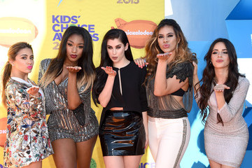 Ally Brooke Camila Cabello Nickelodeon's 28th Annual Kids' Choice Awards - Arrivals