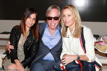 Ally Hilfiger Belstaff - Front Row - Spring 2013 Mercedes-Benz Fashion Week