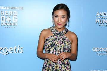 Ally Maki 9th Annual American Humane Hero Dog Awards - Arrivals
