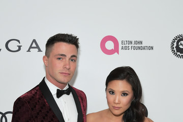 Ally Maki 25th Annual Elton John AIDS Foundation's Oscar Viewing Party - Red Carpet