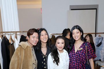 Ally Maki Gold House Celebrates The Launch Of #GoldRush