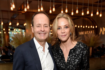 Ally Walker Vanity Fair and FX's Annual Primetime Emmy Nominations Party
