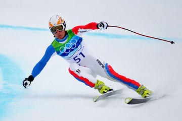 Alexandr Horoshilov Alpine Skiing - Day 4