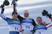 Bode Miller and Aksel Lund Svindal Photos Photo
