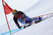 Viktoria Rebensburg of Germany competes during the Ladies' Giant Slalom on day six of the PyeongChang 2018 Winter Olympic Games at Yongpyong Alpine Centre on February 15, 2018 in Pyeongchang-gun, South Korea.