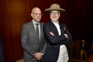 Alton Brown Discovery Upfront 2018 - NYC