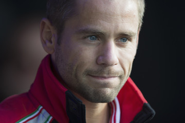 Alvaro Bautista MotoGp of Great Britain - Press Conference and Day of Champions