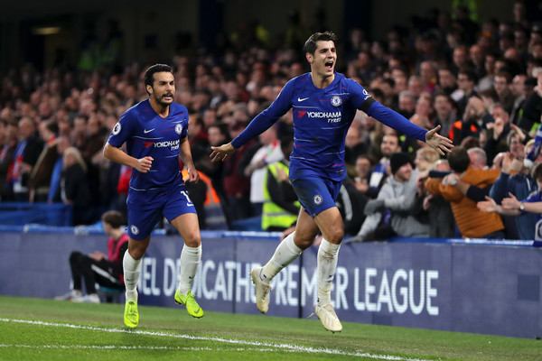 Alvaro+Morata+European+Best+Pictures+Day
