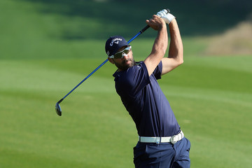 Alvaro Quiros Commercial Bank Qatar Masters: Day 2