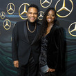 Alvina Stewart Mercedez-Benz USA's Official Awards Viewing Party - Arrivals