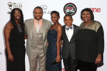 Alvina Stewart 45th NAACP Image Awards Presented By TV One - Arrivals