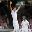 Alviro Peterson England v South Africa: 3rd Investec Test - Day One