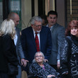 Alwen Hughes Rolf Harris in Court to Face Indecent Assault Charges