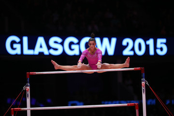 Aly Raisman 2015 World Artistic Gymnastics Championships - Day Two