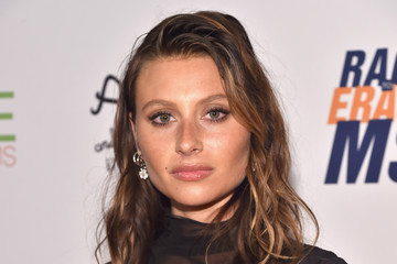 Alyson Michalka 25th Annual Race To Erase MS Gala - Red Carpet