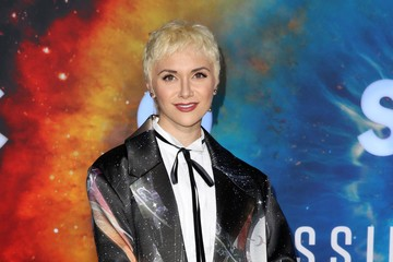 """Alyson Stoner National Geographic's Los Angeles Premiere Of """"Cosmos: Possible Worlds"""""""