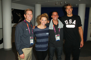 Alyssa Anderson US Olympic Athlete Medalists Visit USA House