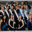 Alyssa Beasley Miss America Contestants Resolve to Get Fit With Big Piano Fitness at NYC's Pilates on Fifth