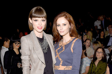 Alyssa Campanella Carolina Herrera - Front Row - Mercedes-Benz Fashion Week Spring 2015