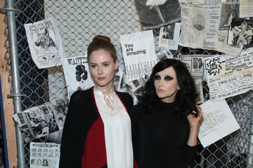 Alyssa Campanella Alice + Olivia By Stacey Bendet- Presentation - Fall 2016 New York Fashion Week: The Shows