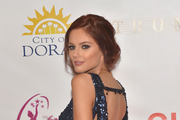 Alyssa Campanella The 63rd Annual Miss Universe Pageant Red Carpet